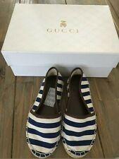 Gucci Girls Espadrilles shoes