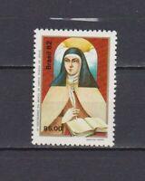 s19074) BRASILE BRAZIL  MNH** Nuovo** 1982 Holy Theresa 1v