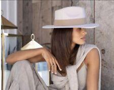 Teressa Foglia Lynn Hat - Curateur Spring Box - NIP $400