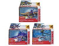Lot de 3 Figurines Transformers 4 : Optimus Prime, Bumblebee et Autobot Drift