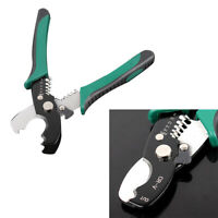 Hand Tools Wire Stripper Cable Cutter Scissor Stripping Pliers Multi-Tools Clamp