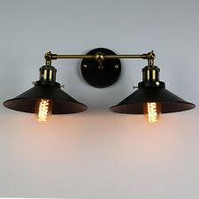 Retro E27 warmweiß 40W 230V Wandleuchte Eisen Wandleuchten Deckenlampe BD057