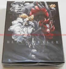 New Black Butler Kuroshitsuji Book of the Atlantic Limited Edition DVD CD Japan