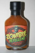 All Supernatural ZOMBIE REPELLENT APOCALYPTIC Hot Sauce 99g bottle