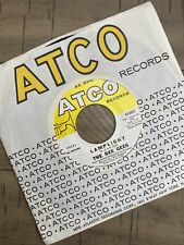 45 Rpm The Bee Gees Lamplight / First Of May Atco Ex