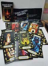TAROT PACTO INFERNAL MAGIA NEGRA 28 CARTAS INSTRUCCIONES INCLUIDAS ON SALE !!!