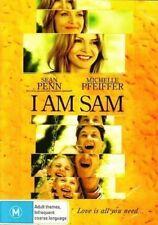 I Am Sam DVD TOP 1000 MOVIES Sean Penn Michelle Pfeiffer BRAND NEW Region 4
