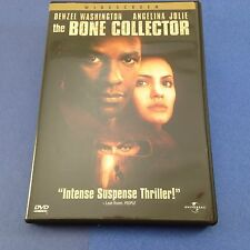 The Bone Collector (DVD/2000) Phillip Noyce Denzel Washington/Angelina Jolie