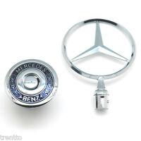 Sterne Mercedes Benz Abnehmbarer Offizielle Staubschutz Robo W140 Neu Hood Star