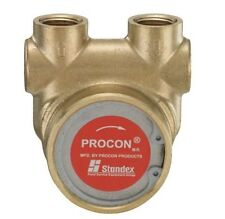 "Procon Pump Model 112A60F11 Brass 3/8"" Npt Ports Carbonator Nsf 60 Gph New"