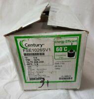 Century Motors Condenser Fan (4MB23) 1/4HP 208-230V 1075RPM 1.9Amps