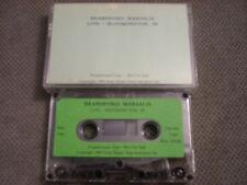 RARE PROMO Branford Marsalis CASSETTE TAPE Live Bloomington, IN Music Tells You