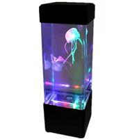 Jellyfish Water Ball Tropical Fish Aquarium Tank Mesmerising LED Light Relaxing