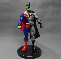 DC Direct Batman Arkham Origins batman superman composite Action Figure 6""