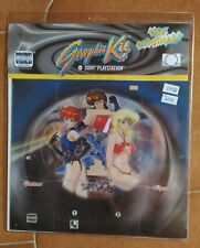 1998 PS1 MANGA GIRL JAPAN HENTAI Cover Skin Playstation 1 Graphic Kit Sony Game