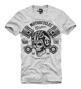 E1SYNDICATE T SHIRT VINTAGE CAFE RACER DUCATI TRIUMPH NORTON INDIAN HARLEY 3416