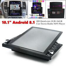 "10.1"" 1DIN Android 9.1 HD Quad-core 1GB+16GB Car GPS Bluetooth Radio MP5 Player"