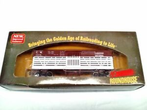 Roundhouse Canadian National 36' Stock Car #151176 (HO Scale)