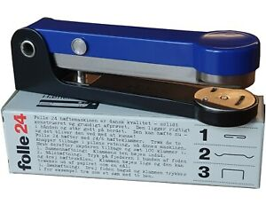 Henning Andreasen FOLLE 24 Staple Machine