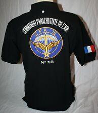 polo du commando parachutiste de l'air n°10