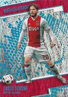 2017 Panini Revolution Soccer - Magna Parallel /49 - AFC Ajax - 142-149