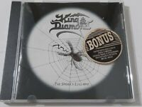 KING DIAMOND - THE SPIDER'S LULLABY - CD w/ BONUS - BRAZIL ONLY - MERCYFUL FATE