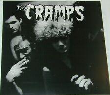 THE CRAMPS Voodoo Rhythm LP New Imp. Blue Color Vinyl Studio/Live 1983 Not TMOQ