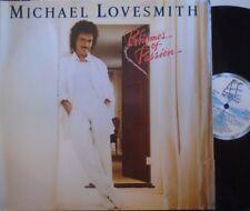 MICHAEL LOVESMITH - Rhymes Of Passion ~ VINYL LP