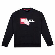 Diesel Long Hoodies & Sweats for Men
