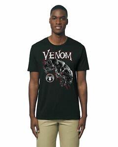 Venom: The Anti-Hero Men's Black T-Shirt