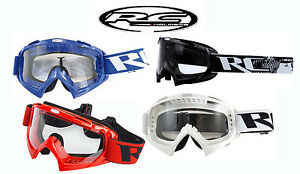 Masque cross RC STEEL Lunette moto Mask MX Goggles optic Motocross Enduro casque