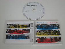 THE POLICE SYNCHRONICITÉ(A&M RECORDS 493 656-2) CD ALBUM