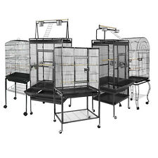 Multiple Sizes Large Parrot Cage Durable Steel Bird Cage Best Place for Birds