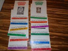 Lot of 12 Issues: Radiesthesie et Psychic Magazine 1964 Complete Jan-Dec.