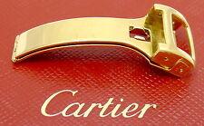 CARTIER 18ct Gold Faltschließe 14 mm - ca. 1980/1990er Jahre