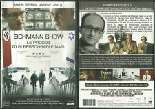 DVD - ADOLF EICHMANN : LE PROCES D' UN NAZI WW2 HITLER SS / COMME NEUF -LIKE NEW