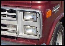 Satz 4x Scheinwerfer GMC G20 G10 G30 Van Chevy Chevrolet GMC G-Serie