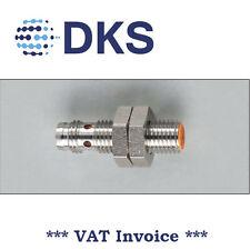 IFM IE5366 Inductive Sensor M8 DC PNP NO 2mm 000248