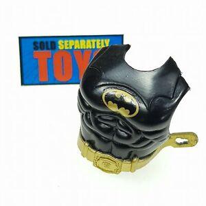 Vtg Dark Knight Bruce Wayne Batman CHEST ARMOR original weapon accessory part