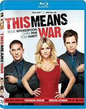 This Means War [Blu-ray] BRAND NEW SEALED