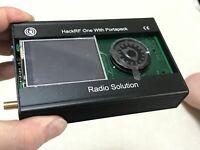 2019 Latest PORTAPACK For HACKRF ONE SDR Software Defined Radio +  Case + TXCO