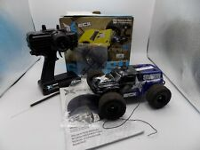 Horizon Hobby Blue RC ECX Smash Monster Truck 1/18 Scale 2WD (M1)