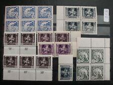 Czechoslovakia 1919,Legionary stamps, MNH/MLH, #BIX#
