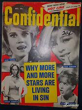 CONFIDENTIAL MAGAZINE - October 1966