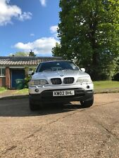 BMW X5 4.4i 2002 great car good condition low miles