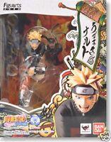 New Bandai Figuarts ZERO Naruto Shippuden Uzumaki Naruto PAINTED
