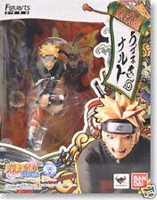 Used Bandai Figuarts ZERO Naruto Shippuden Uzumaki Naruto PAINTED