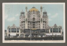 1918 Postcard Marlborogh-Blenheim Hotel, Atlantic City