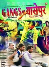 GANGS OF WASSEYPUR - ORIGINAL BOLLYWOOD DVD