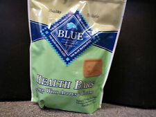 NATURAL 16 OZ MADE USA DOG FOOD TREAT BLUE BUFFALO BISCUITS APPLES & YOGURT